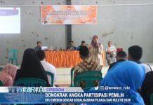 Dongkrak Angka Partisipasi Pemilih, KPU Cirebon Gencar Sosialisasikan Pilkada Dari Hulu Ke Hilir